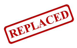 replace a